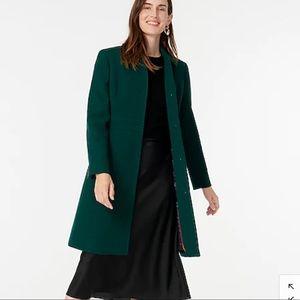 Jcrew petite classic lady day coat 52606